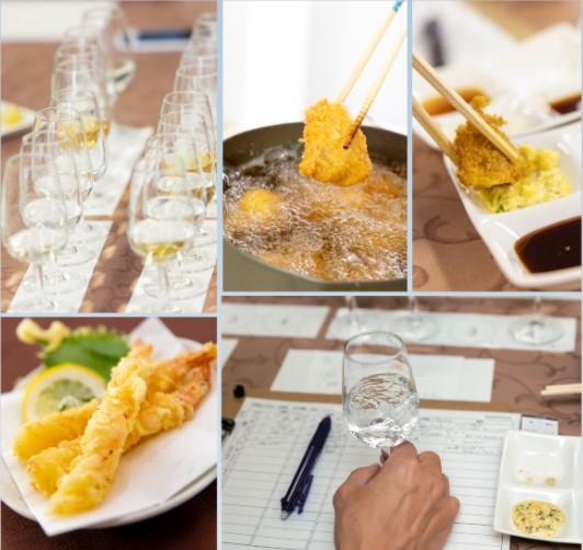酒類と料理の相性検証「日本酒・焼酎と揚げ物編」