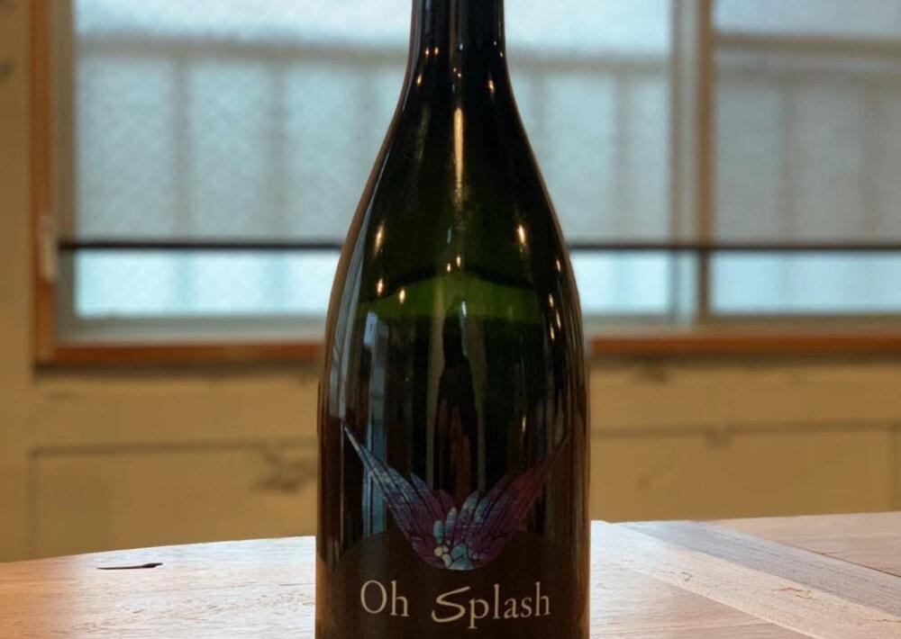 爽快なスパークリング日本酒『Oh Splash (オースプラッシュ) 720ml / 海琳堂オリジナル』